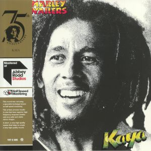 MARLEY, Bob & THE WAILERS - Kaya (75th Anniversary Edition) (half speed remastered)