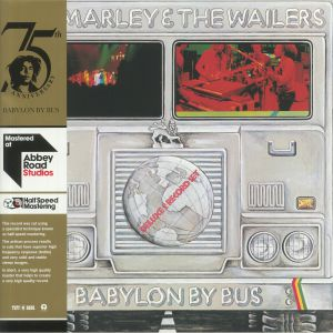MARLEY, Bob & THE WAILERS - Babylon By Bus (75th Anniversary Edition) (half speed remastered)