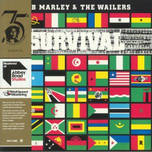 MARLEY, Bob & THE WAILERS - Survival (75th Anniversary Edition) (half speed remastered)