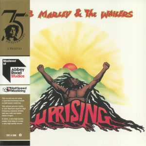 MARLEY, Bob & THE WAILERS - Uprising (75th Anniversary Edition) (half speed remastered)