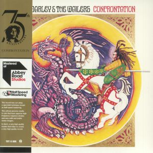 MARLEY, Bob & THE WAILERS - Confrontation (75th Anniversary Edition) (half speed remastered)