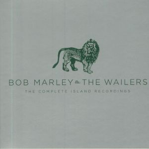 MARLEY, Bob & THE WAILERS - The Complete Island Recordings