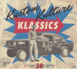 VARIOUS - Kustom Kulture Classics