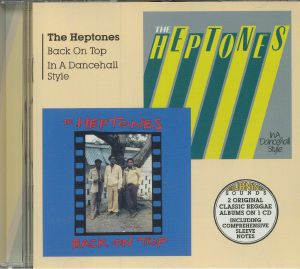 HEPTONES, The - Back On Top/In A Dancehall Style