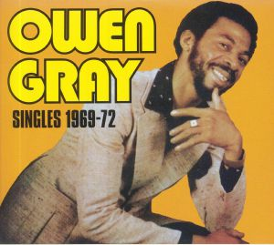 GRAY, Owen - Singles 1969-72