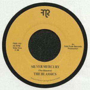 BLASSICS, The/BROAKS - Silver Mercury