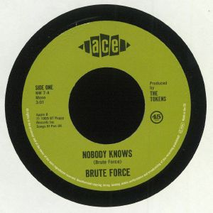 BRUTE FORCE - Nobody Knows