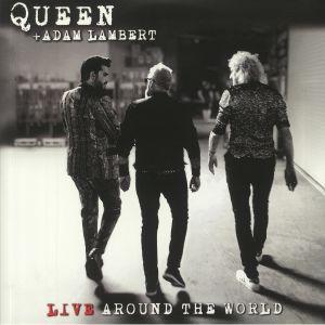 QUEEN/ADAM LAMBERT - Live Around The World