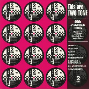 VARIOUS - This Are Two Tone: 40th Anniversary Edition (Record Store Day 2020) (half-speed remastered)