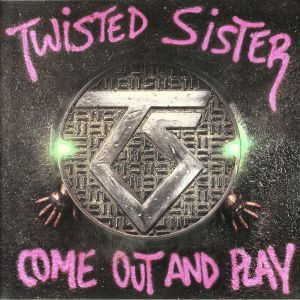 TWISTED SISTER - Come Out & Play (reissue)