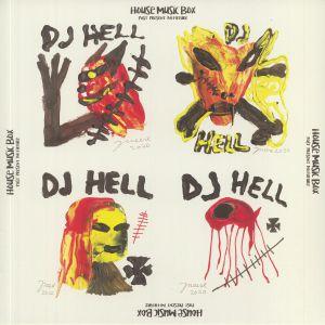 DJ HELL - House Music Box: Past Present No Future