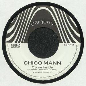 CHICO MANN - Come Inside