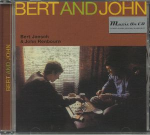 JANSCH, Bert/JOHN RENBOURN - Bert & John