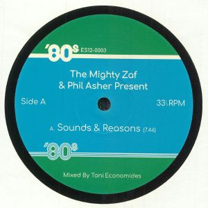 MIGHTY ZAF, The/PHIL ASHER - 80s Edits Vol 3
