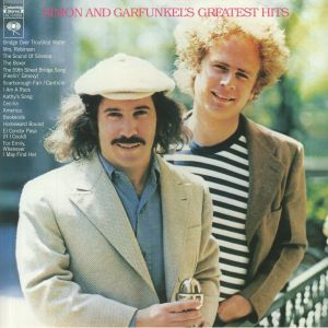 SIMON & GARFUNKEL - Greatest Hits (reissue)