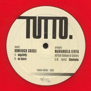CRISCI, Domenico - Negativity