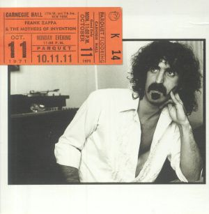 ZAPPA, Frank/THE MOTHERS OF INVENTION - Carnegie Hall