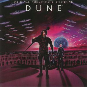 TOTO/BRIAN ENO - Dune (Soundtrack) (reissue)