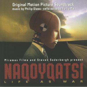 GLASS, Philip/YO YO MA - Naqoyqatsi: Life As War (Soundtrack)