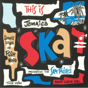 VARIOUS - This Is Jamaica Ska: Presenting The Ska Talites