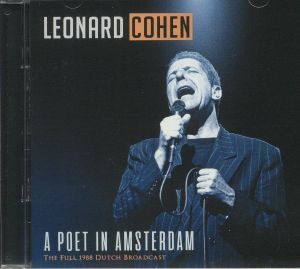COHEN, Leonard - A Poet In Amersterdam