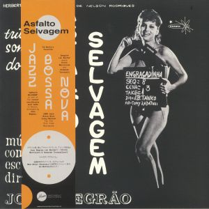 NEGRAO, Joao - Asfalto Selvagem (Soundtrack) (reissue)