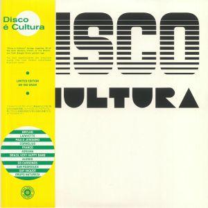 VARIOUS - Disco E Cultura Vol 1 (reissue)
