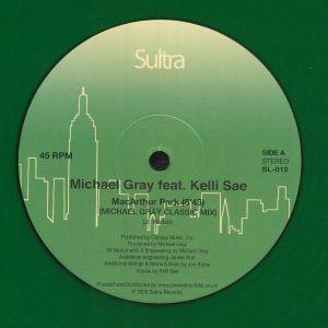 GRAY, Michael feat KELLI SAE - MacArthur Park