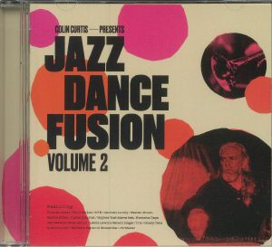 CURTIS, Colin/VARIOUS - Jazz Dance Fusion Volume 2