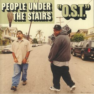 PEOPLE UNDER THE STAIRS - OST (reissue)