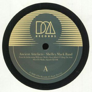 SHELLEY MACK BAND/ILL BOOGS - Ancient Artifacts