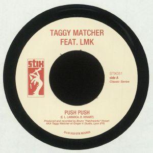 MATCHER, Taggy feat LMK - Push Push