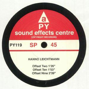LEICHTMANN, Hanno - Offset