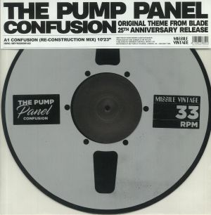 PUMP PANEL, The - Confusion (25th Anniversary Edition)