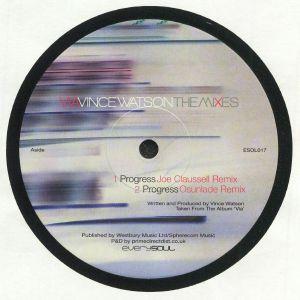WATSON, Vince/JOE CLAUSSELL/OSUNLADE/MANOO/STEVE BUG/LANGENBERG - Via: The Mixes