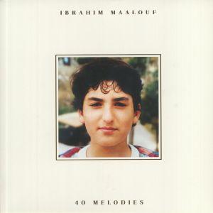 MAALOUF, Ibrahim - 40 Melodies