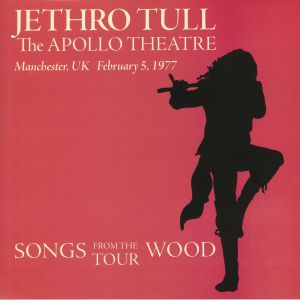 JETHRO TULL - The Apollo Theatre Manchester UK February 5 1977: Songs From The Wood Tour