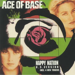 ACE OF BASE - Happy Nation (US version) (reissue)