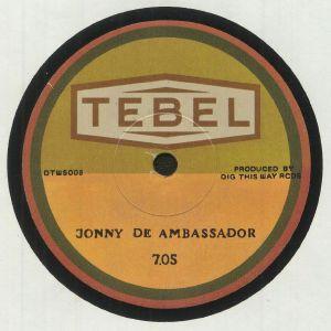 JONNY DE AMBASSADOR/KRABAH - 7 05