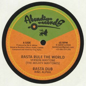 MAYTONE, Vernon/KING ALPHA/PRINCE ALLA - Rasta Rule The World