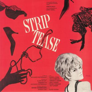 GAINSBOURG, Serge - Strip Tease (Soundtrack)
