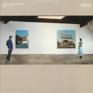 DIRTY PROJECTORS - 5EPs
