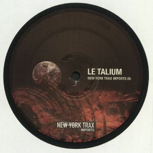 LE TALIUM - Inalterable EP