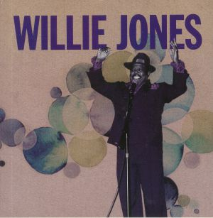 JONES, Willie - Warning Shot