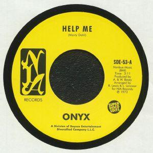 ONYX - Help Me