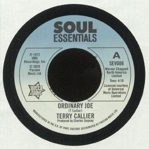 CALLIER, Terry/JERRY BUTLER - Ordinary Joe (reissue)