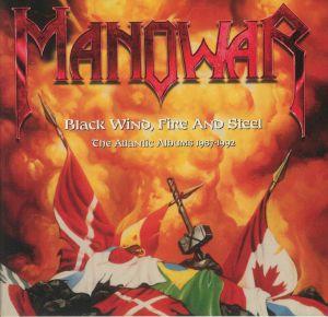 MANOWAR - Black Wind Fire & Steel: The Atlantic Albums 1987-1992