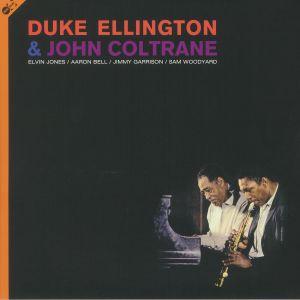 ELLINGTON, Duke/JOHN COLTRANE - Duke Ellington & John Coltrane (reissue)