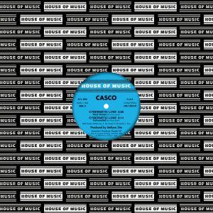 CASCO - Cybernetic Love (feat Danilo Braca remix)