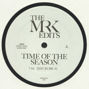 MR K - Time Of The Season (Record Store Day Black Friday 2020)